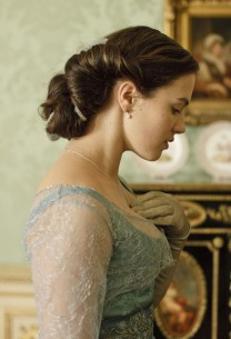 lady sybil green dress