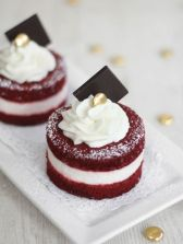 Red Velvet Mini Cake