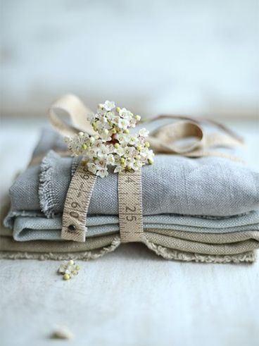 wedding linens napkins